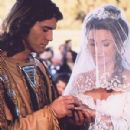 Joe Lando and Jane Seymour in Dr. Quinn, Medicine Woman (1993) - 300 x 304