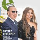 Thalia and Tommy Mottola - 454 x 513