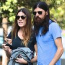 Jennifer Carpenter and Seth Avett - 300 x 300