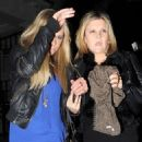 Chelsy Davy Hits the Town with Princess Eugenie - 454 x 726