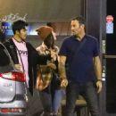 Megan Fox – In a jeans seen leaving SUGARFISH in LA - 454 x 681