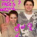 James Lafferty and Sophia Bush