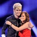 Skylar Laine and Colton Dixon - 276 x 476