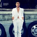 Aaron Kwok Harpers Bazaar Magazine March 2010 Pictorial Photo - Singapore
