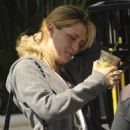 Mischa Barton - At Urth Cafe In West Hollywood, 2010-04-12