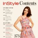 Anne Hathaway - InStyle March 2010 Magazine Scans