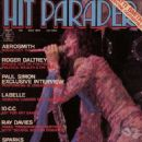 Hit Parader Magazine Cover [United States] (May 1976)