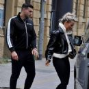Molly Mae with Boyfriend Tommy Fury out in Manchester - 454 x 607
