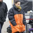 Charlotte Riley – Filming 'Press' set in London - 454 x 797
