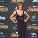 Jennifer Grey – 'Avengers: Infinity War' Premiere in Los Angeles