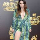 Jillian Rose Reed – 2017 MTV Movie And TV Awards in Los Angeles - 454 x 739