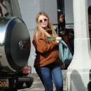 Hilary Duff at Joan's on Third in Studio City