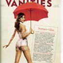 Summer Glau - Vanity Fair, April 2008, Scan