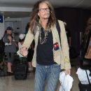 Steven Tyler  is seen at LAX - 385 x 600