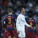 Real Madrid C.F. v. FC Barcelona  El Clasico  November 21, 2015  Estadio Santiago Bernabeu