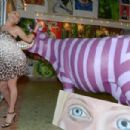 "Mary Carey attends ""Muck this House"" by Jules Muck at LAB ART on April 26, 2012 in Los Angeles"
