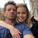 Megan Irminger and Ian Bohen