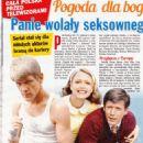 Rich Man, Poor Man - Nostalgia Magazine Pictorial [Poland] (August 2019) - 454 x 642
