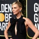 Charlize Theron At The 76th Golden Globe Awards (2019) - 416 x 600