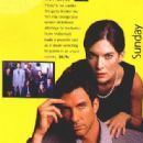 Lara Boyle and Dylan McDermott