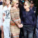 "Ellen DeGeneres & Jimmy Kimmel's ""Nice Off"""