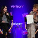 Ellen Page – Netflix & Chills Panel at 2018 New York Comic Con - 454 x 318