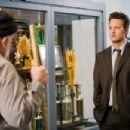 (L-R) BRIAN DOYLE-MURRAY as the Janitor and MATTHEW PERRY as the adult Mike O'Donnell in New Line Cinema's comedy '17 Again,' a Warner Bros. Pictures release. The film also stars Zac Efron, Leslie Mann, Thomas Lennon and Michelle Trachtenb