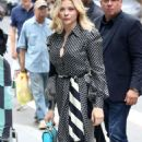 Chloe Moretz – Arrives at the AOL Build Series in New York City