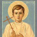 An ikon of Tsesarevich Alexei