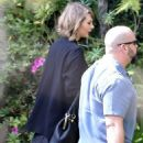 Taylor Swift heading out in Hollywood, California (February 18)