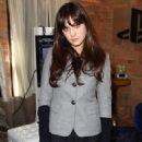 Zooey Deschanel - Playstation Lounge at Sundance Film Festival 23/01/11