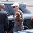 Katy Perry – Arriving at the studio in Los Angeles - 454 x 599