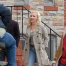 """Scarlett Johansson - On The Set Of """"He's Just Not That Into You"""", 19.11.2007."""