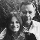 William Holden and Kay Lenz