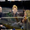 Jennifer Lawrence – New York Rangers v Buffalo Sabres NHL Hockey Game in NY - 454 x 495