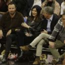 Gemma Chan at Los Angeles Lakers Vs The Clippers Game in Los Angeles - 454 x 310