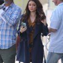 Sarah Hyland–On 'Modern Family' set in LA