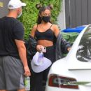 Ariana Grande – Looks sporty while out in LA