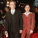 Heath Ledger and Lisa Zane