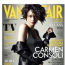 Carmen Consoli - Vanity Fair Magazine [Italy] (25 January 2010)