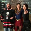 Chyler Leigh as Alex Danvers in Supergirl - Behind the Scenes - 454 x 454