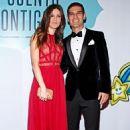 Jaidy Mitchel and Rafael Marquez