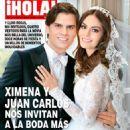 Ximena Navarrete and Juan Carlos Valladares - 454 x 624