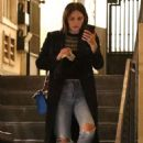 Katharine McPhee – Out and about in Los Angeles