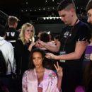 Lais Ribeiro – Victoria's Secret Fashion Show Backstage 2017 in Shanghai - 454 x 671