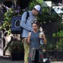 Ashley Tisdale – Heads out for a morning hike in LA