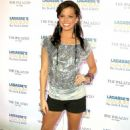 Melissa Rycroft - Lagasse's Stadium VIP Grand Opening At The Palazzo On September 25, 2009 In Las Vegas, Nevada - 454 x 699