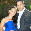 Paula Garces and Antonio Hernandez expecting