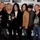 Def Leppard & Alice Cooper at the Kerrang! Awards on June 9, 2011 in London, England