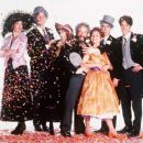 Cast of Four Weddings and a Funeral (1994) - 454 x 375